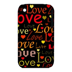 Love pattern 3 iPhone 3S/3GS