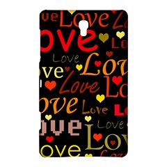 Love pattern 3 Samsung Galaxy Tab S (8.4 ) Hardshell Case