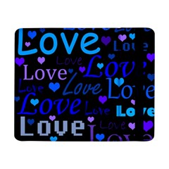 Blue love pattern Samsung Galaxy Tab Pro 8.4  Flip Case