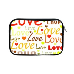 Valentine s day pattern Apple iPad Mini Zipper Cases