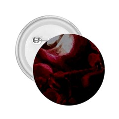 Dark Red Candlelight Candles 2.25  Buttons