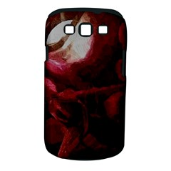 Dark Red Candlelight Candles Samsung Galaxy S III Classic Hardshell Case (PC+Silicone)