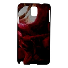 Dark Red Candlelight Candles Samsung Galaxy Note 3 N9005 Hardshell Case
