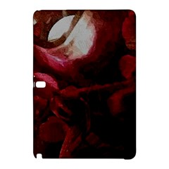 Dark Red Candlelight Candles Samsung Galaxy Tab Pro 12.2 Hardshell Case