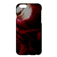 Dark Red Candlelight Candles Apple iPhone 6 Plus/6S Plus Hardshell Case