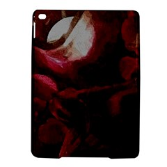 Dark Red Candlelight Candles iPad Air 2 Hardshell Cases