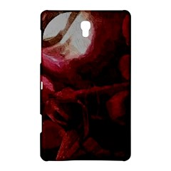 Dark Red Candlelight Candles Samsung Galaxy Tab S (8.4 ) Hardshell Case