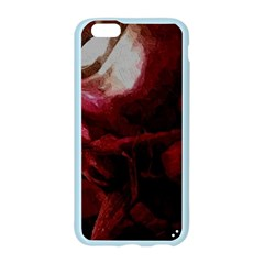 Dark Red Candlelight Candles Apple Seamless iPhone 6/6S Case (Color)