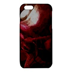 Dark Red Candlelight Candles iPhone 6/6S TPU Case