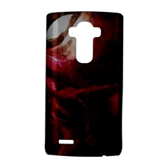 Dark Red Candlelight Candles LG G4 Hardshell Case