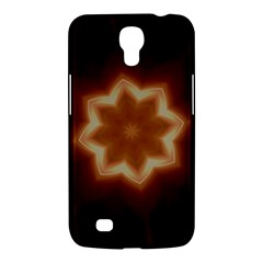 Christmas Flower Star Light Kaleidoscopic Design Samsung Galaxy Mega 6.3  I9200 Hardshell Case