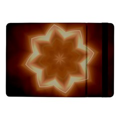 Christmas Flower Star Light Kaleidoscopic Design Samsung Galaxy Tab Pro 10.1  Flip Case