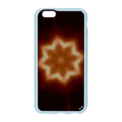 Christmas Flower Star Light Kaleidoscopic Design Apple Seamless iPhone 6/6S Case (Color)