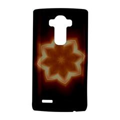 Christmas Flower Star Light Kaleidoscopic Design LG G4 Hardshell Case
