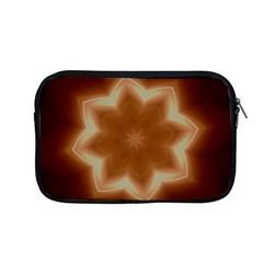 Christmas Flower Star Light Kaleidoscopic Design Apple MacBook Pro 13  Zipper Case