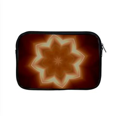 Christmas Flower Star Light Kaleidoscopic Design Apple MacBook Pro 15  Zipper Case