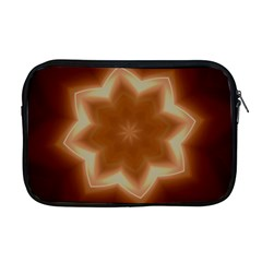 Christmas Flower Star Light Kaleidoscopic Design Apple Macbook Pro 17  Zipper Case