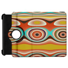 Oval Circle Patterns Kindle Fire HD 7