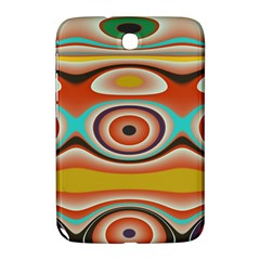 Oval Circle Patterns Samsung Galaxy Note 8 0 N5100 Hardshell Case