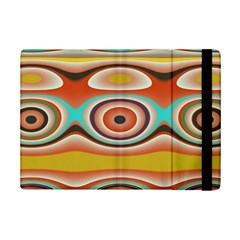 Oval Circle Patterns Ipad Mini 2 Flip Cases