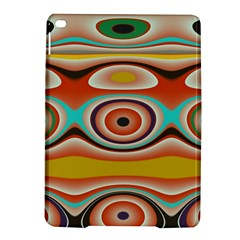 Oval Circle Patterns iPad Air 2 Hardshell Cases