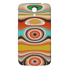 Oval Circle Patterns Samsung Galaxy Mega I9200 Hardshell Back Case