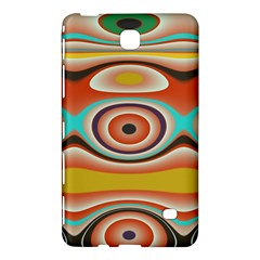 Oval Circle Patterns Samsung Galaxy Tab 4 (8 ) Hardshell Case