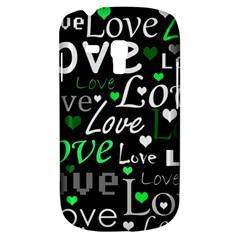 Green Valentine s day pattern Galaxy S3 Mini