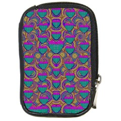 Merry Love In Heart  Time Compact Camera Cases