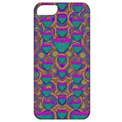 Merry Love In Heart  Time Apple iPhone 5 Classic Hardshell Case