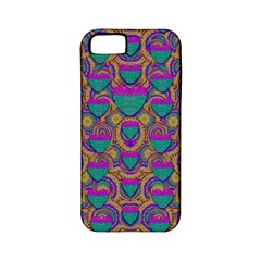 Merry Love In Heart  Time Apple iPhone 5 Classic Hardshell Case (PC+Silicone)