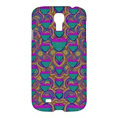 Merry Love In Heart  Time Samsung Galaxy S4 I9500/I9505 Hardshell Case