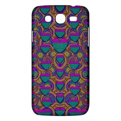 Merry Love In Heart  Time Samsung Galaxy Mega 5.8 I9152 Hardshell Case