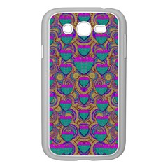 Merry Love In Heart  Time Samsung Galaxy Grand DUOS I9082 Case (White)