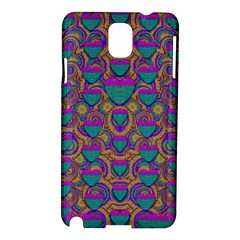 Merry Love In Heart  Time Samsung Galaxy Note 3 N9005 Hardshell Case