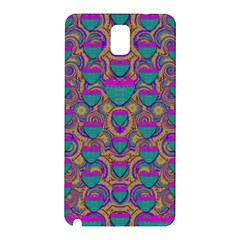 Merry Love In Heart  Time Samsung Galaxy Note 3 N9005 Hardshell Back Case