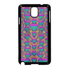 Merry Love In Heart  Time Samsung Galaxy Note 3 Neo Hardshell Case (black)