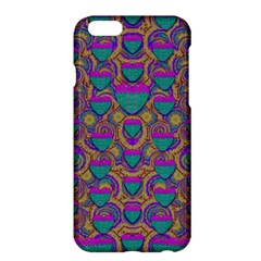 Merry Love In Heart  Time Apple Iphone 6 Plus/6s Plus Hardshell Case