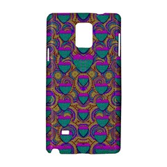 Merry Love In Heart  Time Samsung Galaxy Note 4 Hardshell Case