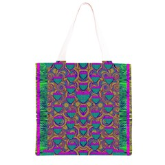Merry Love In Heart  Time Grocery Light Tote Bag