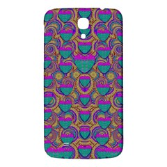 Merry Love In Heart  Time Samsung Galaxy Mega I9200 Hardshell Back Case