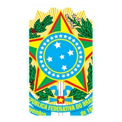 Coat of Arms of Brazil Memory Card Reader