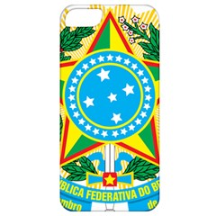 Coat of Arms of Brazil Apple iPhone 5 Classic Hardshell Case