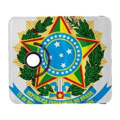 Coat of Arms of Brazil Galaxy S3 (Flip/Folio)