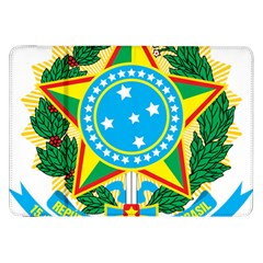 Coat of Arms of Brazil Samsung Galaxy Tab 8.9  P7300 Flip Case