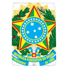 Coat of Arms of Brazil Flap Covers (L)