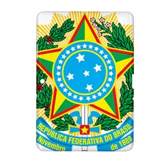 Coat of Arms of Brazil Samsung Galaxy Tab 2 (10.1 ) P5100 Hardshell Case