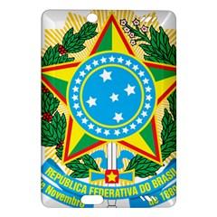 Coat of Arms of Brazil Amazon Kindle Fire HD (2013) Hardshell Case