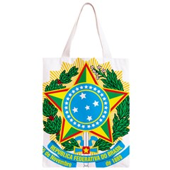 Coat of Arms of Brazil Classic Light Tote Bag
