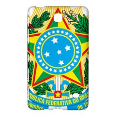 Coat of Arms of Brazil Samsung Galaxy Tab 4 (7 ) Hardshell Case